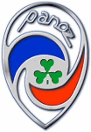 Panoz, LLC - Image: Panozlogo