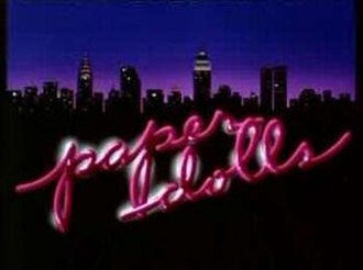 Paper Dolls - Main title card