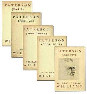 <i>Paterson</i> (poem) Poem by William Carlos Williams