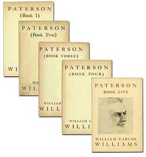 Paterson (poem) - Set of first editions