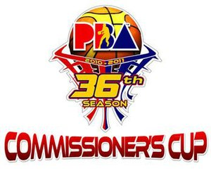 2011 PBA Commissioner's Cup