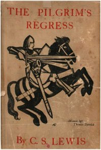Cover of The Pilgrim's Regress