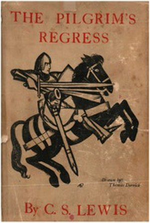 The Pilgrim's Regress - First edition (UK)