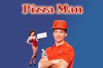 Pizza Man - Film poster