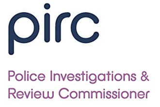 Police Investigations and Review Commissioner - Image: Police Investigations and Review Commissioner