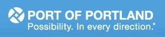 Port of Portland (Oregon) - Image: Port of Portland logo