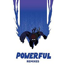 Powerful (Remixes) Cover