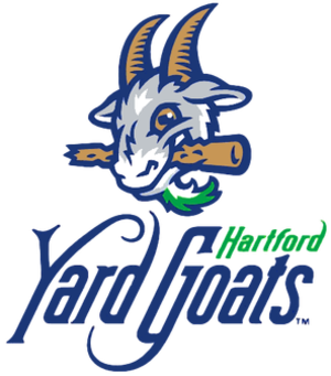 Hartford Yard Goats - Image: Primary Logo for the Hartford Yard Goats