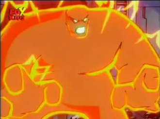Proteus (Marvel Comics) - Proteus as seen in X-Men: The Animated Series.