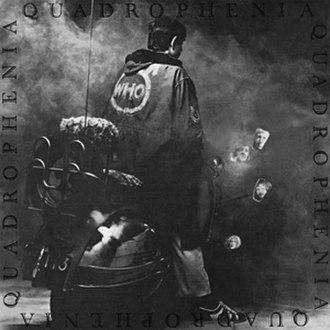 Quadrophenia - Image: Quadrophenia (album)