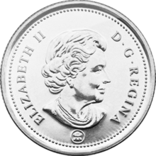 Quarter (Canadian coin) - Wikipedia