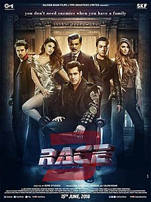 Race 3 (2018) full movie download
