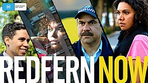Redfern Now - Image: Redfern Now poster
