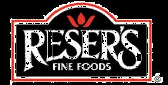 Reser's Fine Foods - Reser's logo