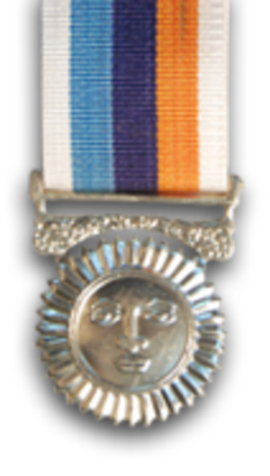 Operation Riviresa - Riviresa Campaign Services Medal