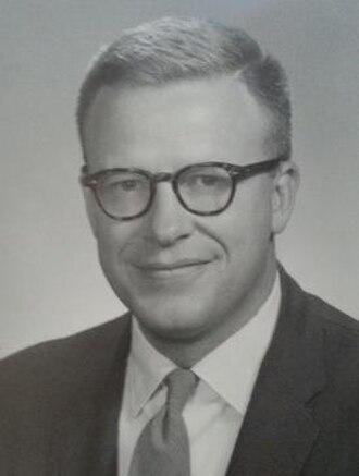 Robert E. L. Strider - Image: Robert E L Strider II