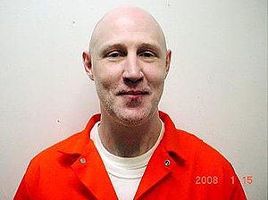 Ronnie Lee Gardner - Photo by the Utah Department of Corrections
