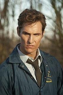 character of True Detective, season 1