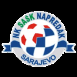 NK SAŠK Napredak - Image: SAŠK Napredak logo