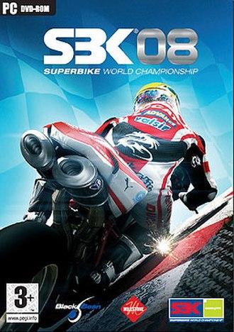 SBK-08: Superbike World Championship - PC Boxart