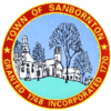 Official seal of Sanbornton, New Hampshire