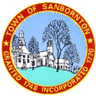 Sanbornton, New Hampshire - Bay Meeting House c. 1910