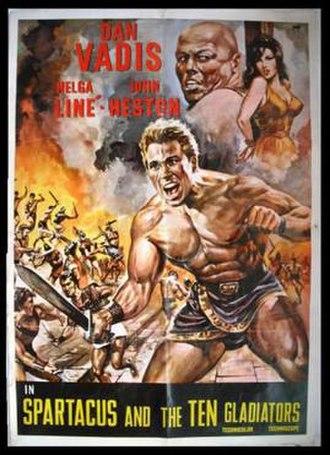 Spartacus and the Ten Gladiators - Image: Satgpos