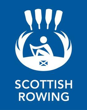 Scottish Rowing - Image: Scottish rowing logo
