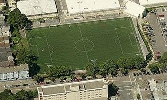 San Francisco Seals (soccer) - The Seals' last stadium, Negoesco Stadium