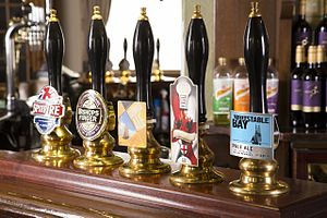 Shepherd Neame Brewery - Shepherd Neame Cask Ales.