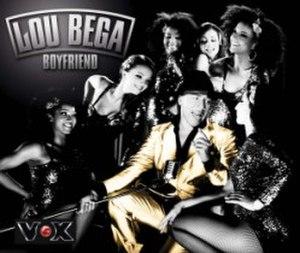 Boyfriend (Lou Bega song) - Image: Single lou bega boyfriend