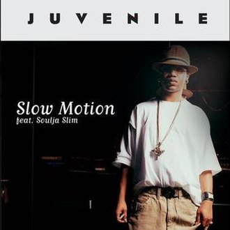 Juvenile featuring Soulja Slim — Slow Motion (studio acapella)