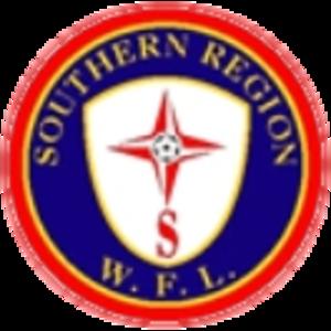 Southern Region Women's Football League - Image: Southern Region Women's Football League logo