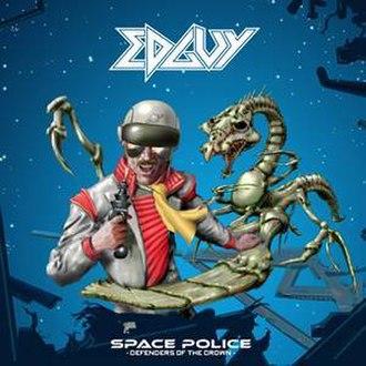 Space Police: Defenders of the Crown - Image: Spacepolicebyedguy