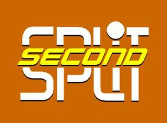 Split Second (game show) - Image: Split Second Logo