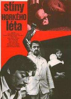 <i>Shadows of a Hot Summer</i> 1978 film by František Vláčil
