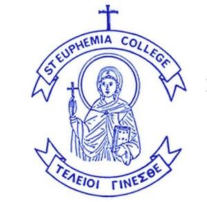 St Euphemia College - St Euphemia logo