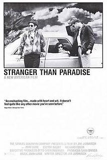 1984 film directed by Jim Jarmusch
