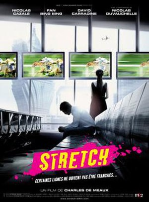 Stretch (2011 film) - Image: Stretch (film) poster