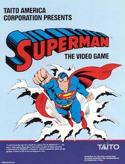 <i>Superman</i> (arcade game) arcade Beat em up/Shoot em up game