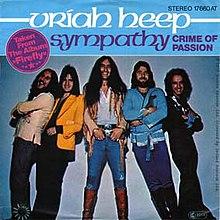 Sympathy Uriah Heep Song Wikipedia