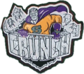 Original Crunch logo1994–2000