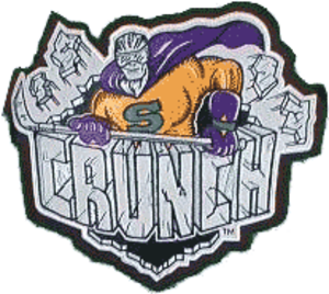 Syracuse Crunch - Image: Syracuse Crunch 1994