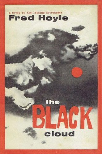 The Black Cloud - Cover of the first edition