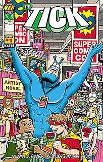 Tick (comics) fictional character