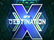 The Destination X logo for 2017