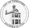 Official seal of Taneytown, Maryland