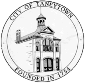Taneytown, Maryland - Image: Taneytown seal