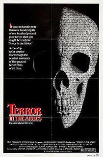 <i>Terror in the Aisles</i> 1984 film by Andrew J. Kuehn