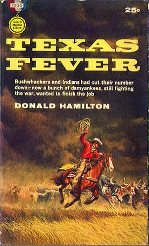Texas Fever (novel) - Paperback original